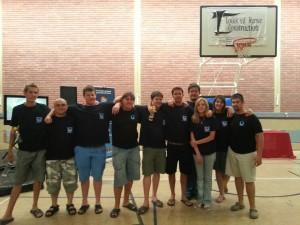 HwC NamLAN 2012 Crew