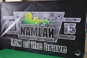 NamLAN 2015 Banner
